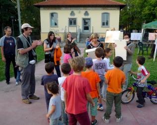 Attività con i bambini @Paolo Bonazzi