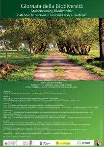 Giornata della Biodiversità 2016