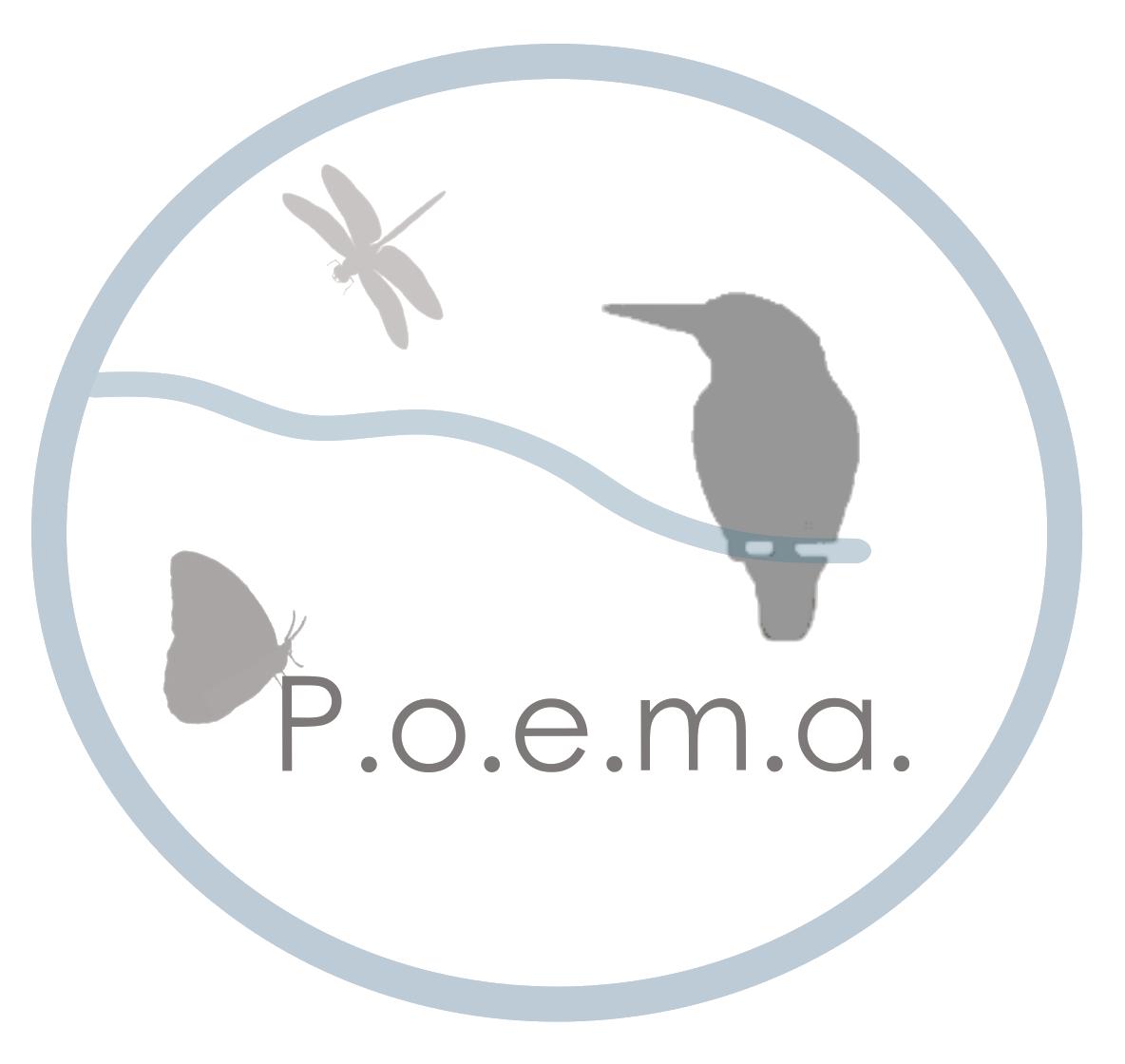 Logo P.O.E.M.A.
